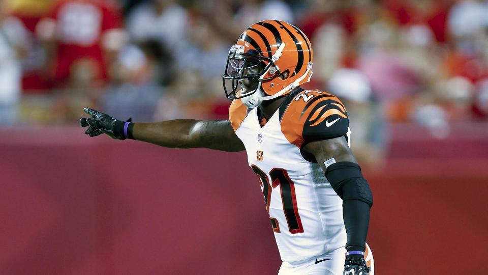 Bengals' Darqueze Dennard misses practice again with hip injury