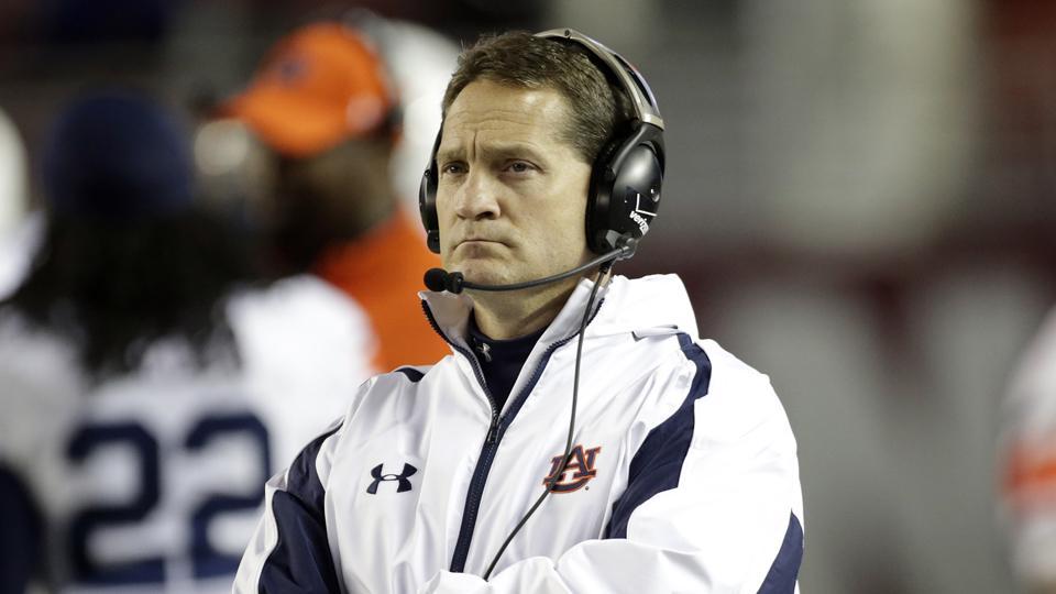 Former Auburn coach Gene Chizik joining SEC Network as analyst