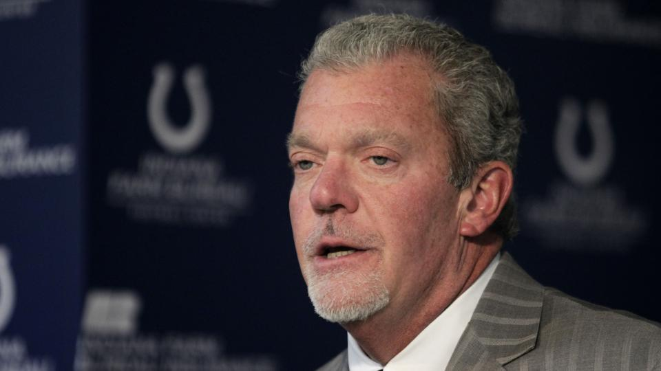Colts owner Jim Irsay's trial for OWI charges delayed until October
