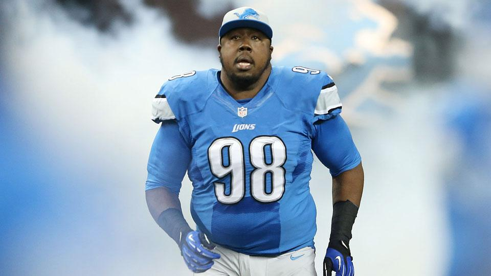 Lions DT Nick Fairley says he wants to stay in Detroit