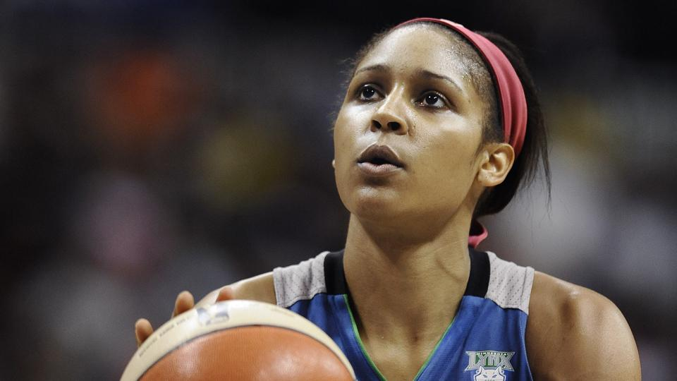 Lynx forward Maya Moore wins WNBA MVP award