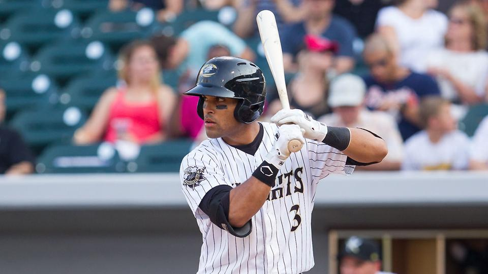 White Sox shut down prospect Micah Johnson