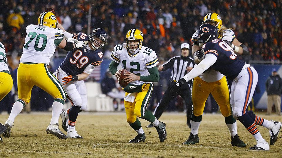 NFC North preview: Healthy Rodgers makes Packers a Super Bowl threat