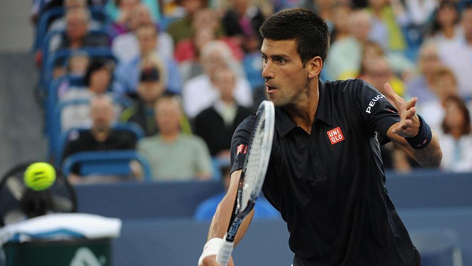 U.S. Open Tennis 2014: Djokovic opens against Diego Schwartzman