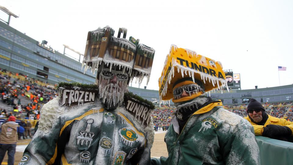 Forbes names Green Bay Packers fans best in NFL