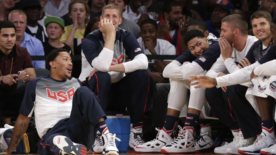 NBA commissioner Adam Silver understands risk of international play