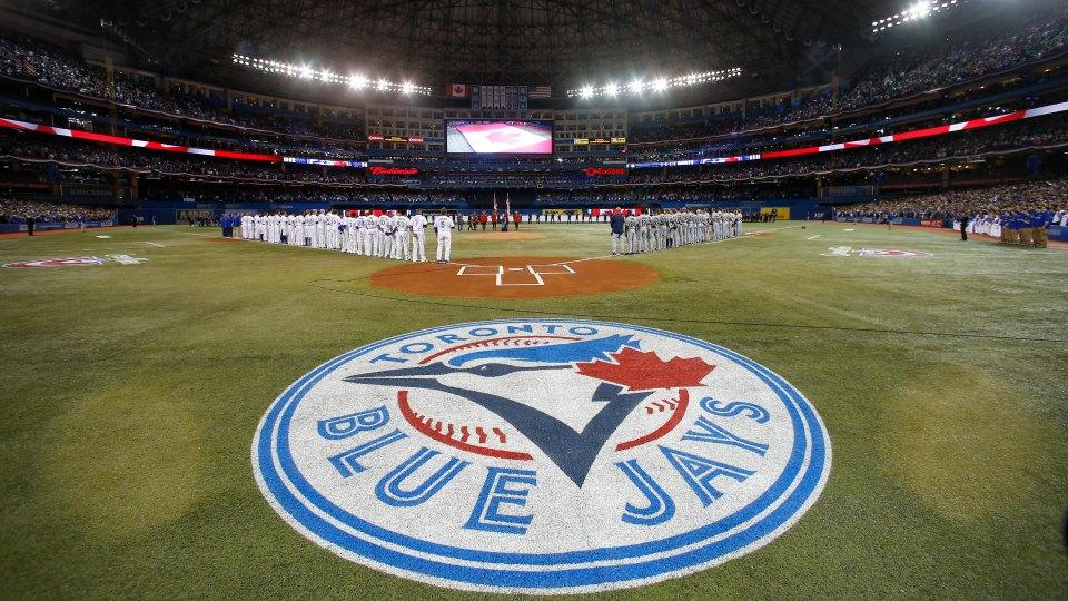 Blue Jays accidentally tweeted '#LetsGoRangers'