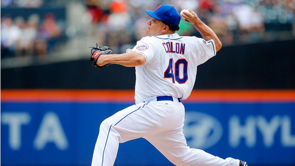 Mets activate Bartolo Colon from the bereavement list
