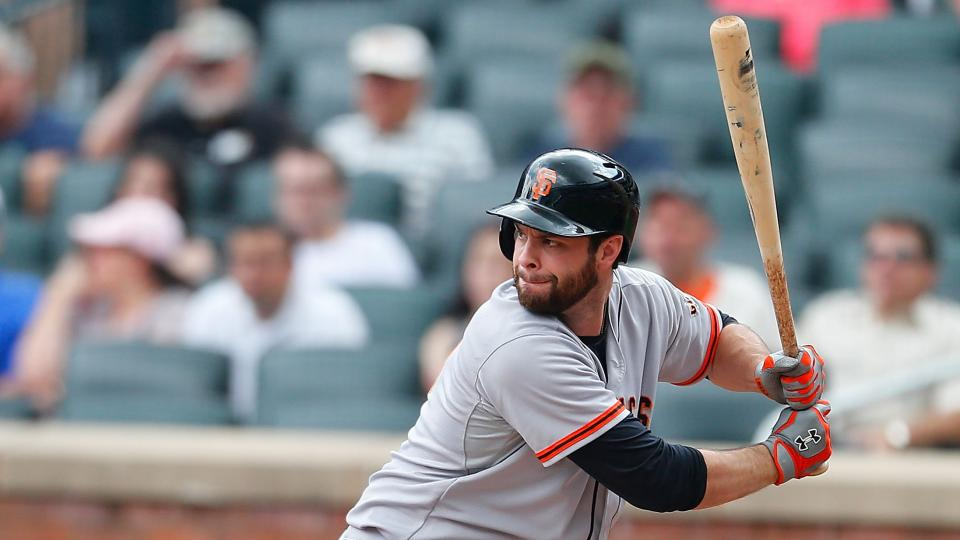 Giants 1B Brandon Belt expects to return in 3-4 weeks from concussion