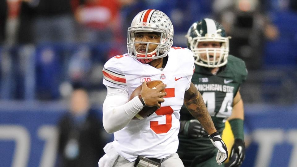 Report: Ohio State QB Braxton Miller's surgery tentatively set for Tuesday