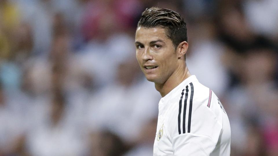 Cristiano Ronaldo will play for Real Madrid against Atlético
