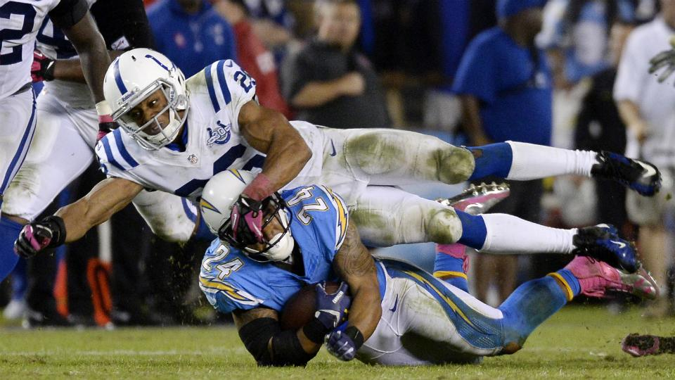 Report: Colts' Delano Howell's neck injury not career-threatening
