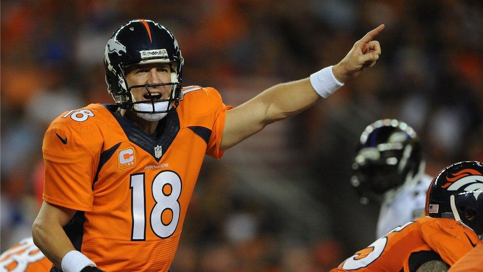 Broncos' Peyton Manning is getting dancing advice from DeMarcus Ware