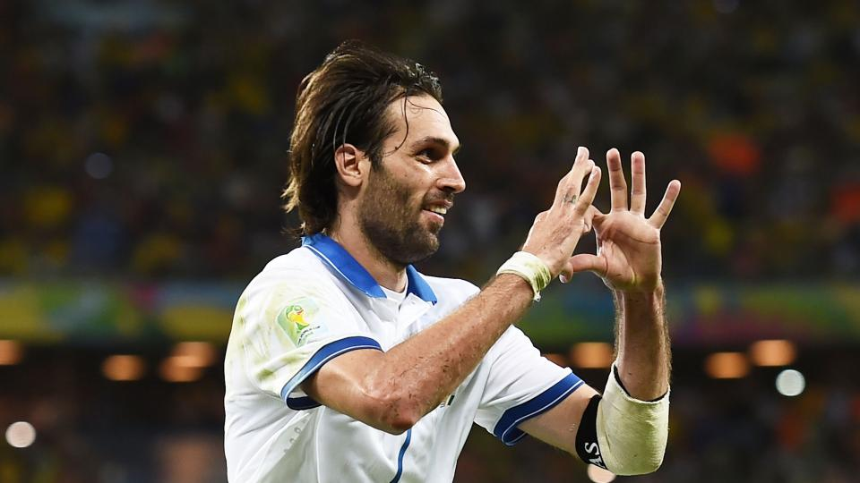 West Bromwich Albion signs forward Georgios Samaras to two-year deal