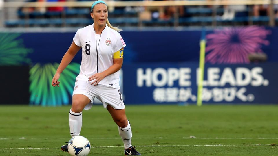 Chicago Red Stars' Julie Johnston voted NWSL rookie of the year