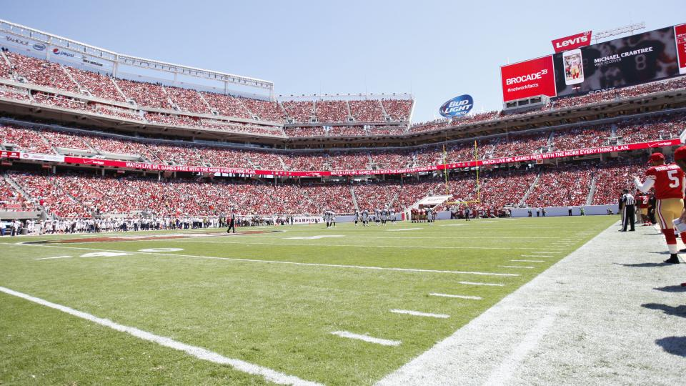 Turf issues lead to cancellation of high school games at Levi's Stadium