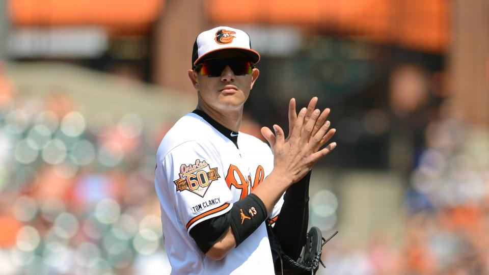 Report: Manny Machado to undergo knee surgery, 'likely' done for year