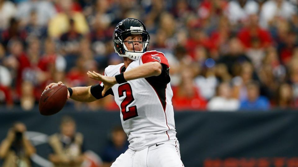 Falcons quarterback Matt Ryan impressed by Eagles' offense