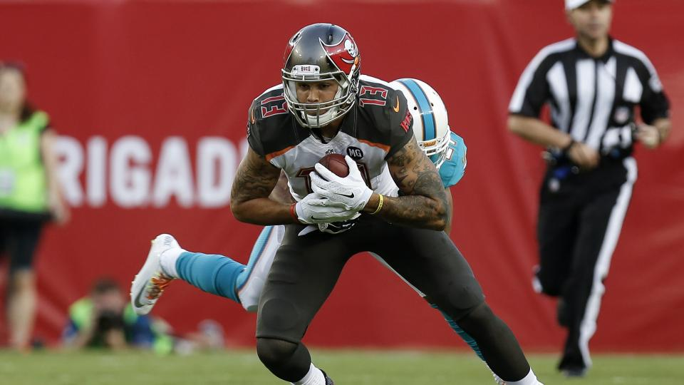 Tampa Bay Buccaneers wide receiver Mike Evans involved in nightclub fight