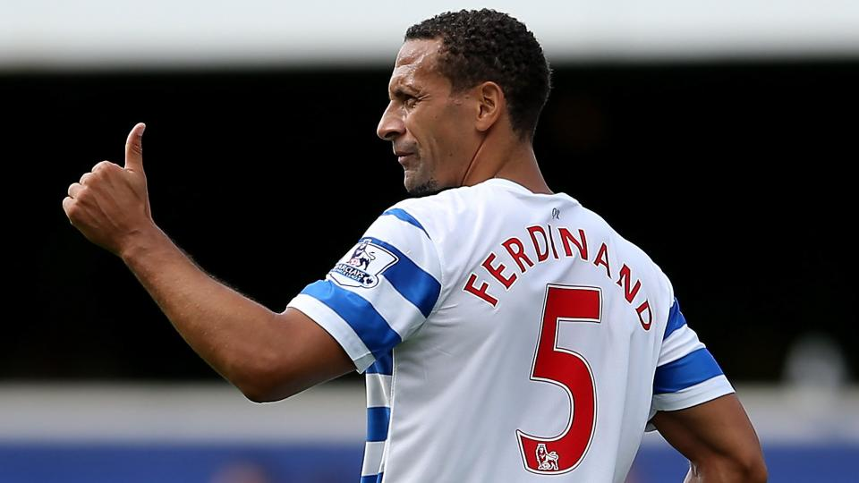 Rio Ferdinand: 'My dream after football is to manage England'