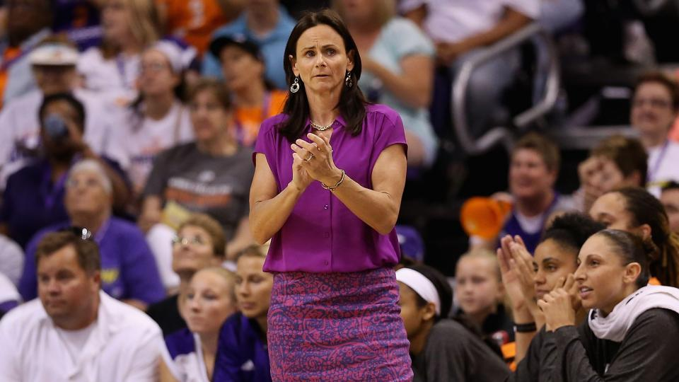 Report: Mercury's Sandy Brondello to be named WNBA coach of the year