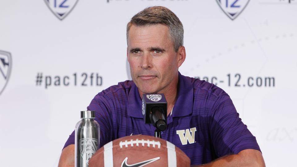 Washington dismisses LaVon Washington, suspends Derrick Brown
