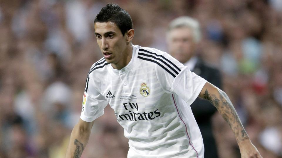 Report: Manchester United close to signing Angel Di Maria
