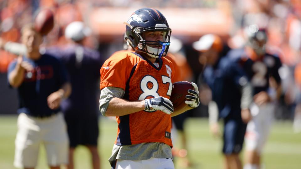 Broncos coach: Wes Welker suffered concussion vs. Texans