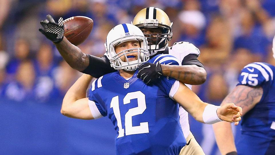 First Down/Fourth Down: Andrew Luck stumbles, Eddie Lacy shines