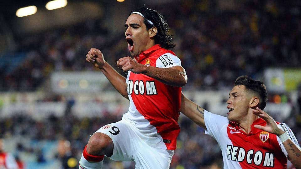 Report: Monaco loans Radamel Falcao to Manchester United