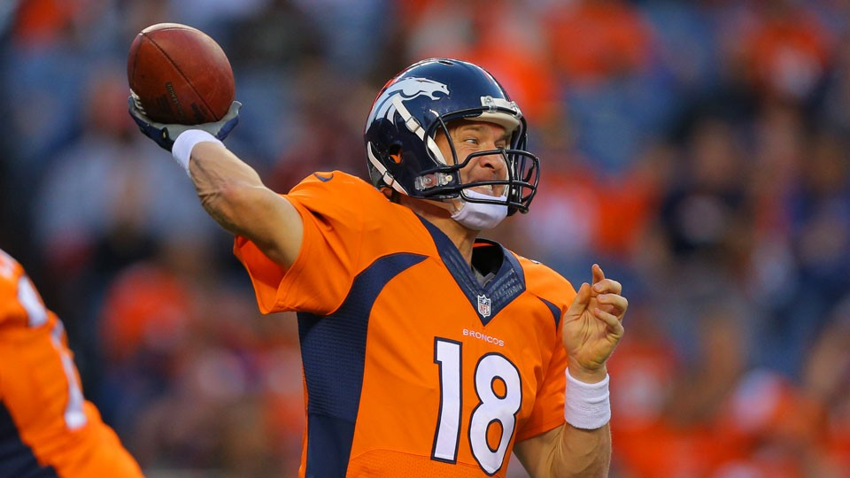 Peyton Manning responds with his arm -- and words -- vs. Texans