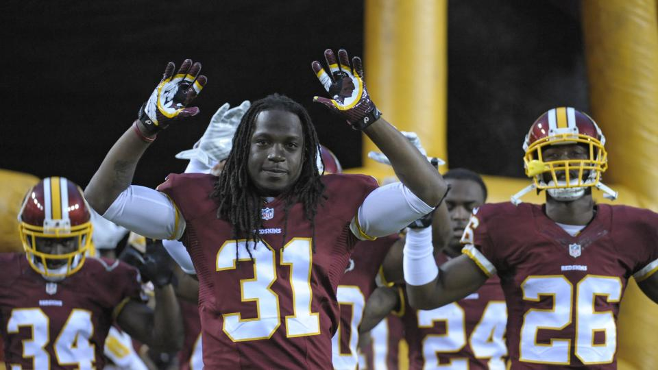 Redskins safety Brandon Meriweather suspended two games for illegal hit