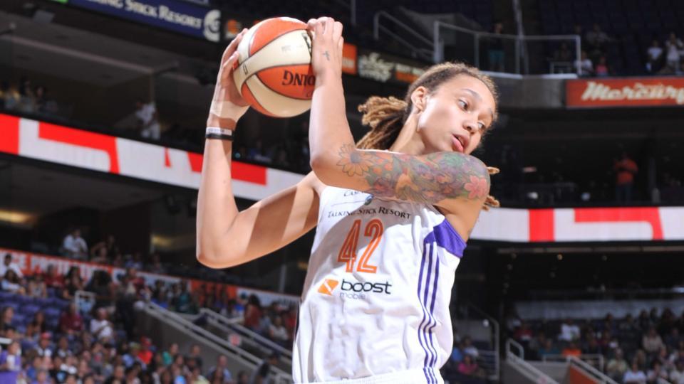 Brittney Griner has first dunk in WNBA playoff history