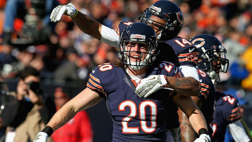 Chicago Bears cut DB Craig Steltz