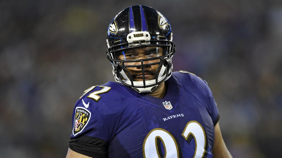 Ravens' Haloti Ngata: Kicking Shawn Lauvao was in 'heat of the moment'