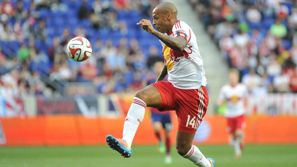 Thierry Henry put on a show for the New York Red Bulls against the Montreal Impact, scoring twice and setting up another.