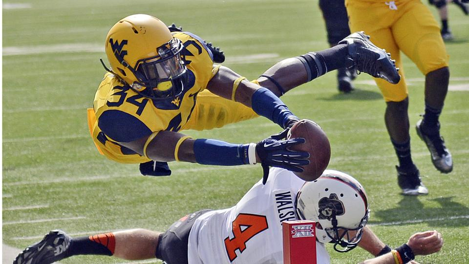 West Virginia cornerback Ickey Banks suspended for three games