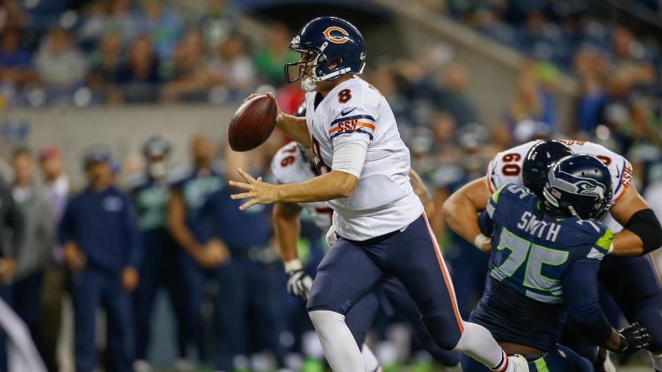 Bears cut Jordan Palmer as Jimmy Clausen wins backup quarterback job