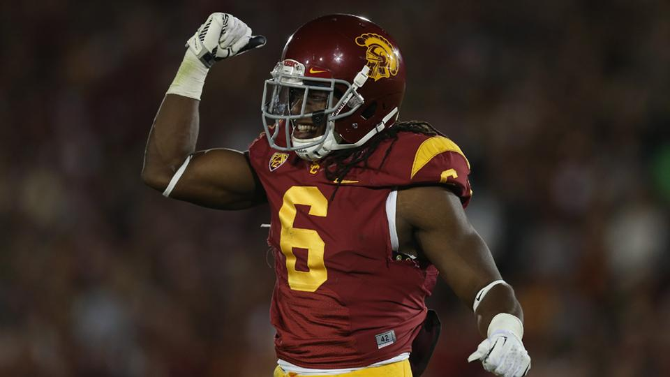 USC's Josh Shaw injures ankles while jumping off balcony to save nephew