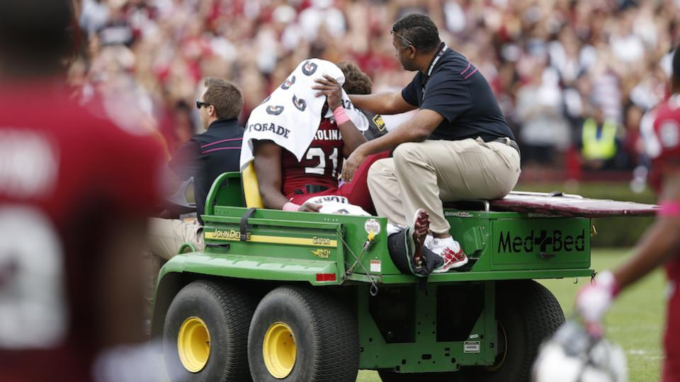 Marcus Lattimore to start season on non-football injury list, again