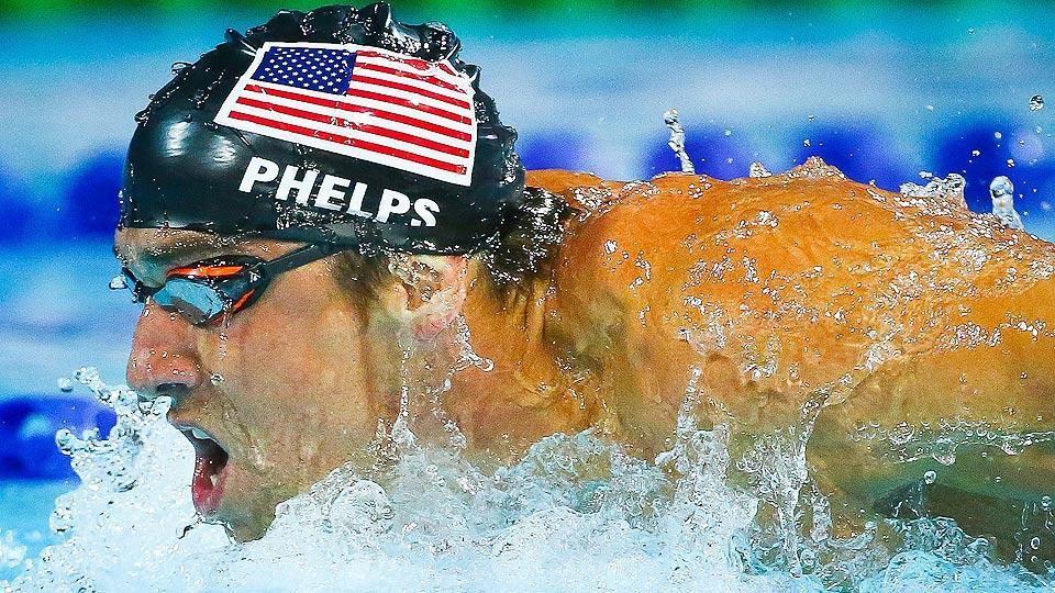 Katie Ledecky, Michael Phelps among U.S. storylines heading into Kazan