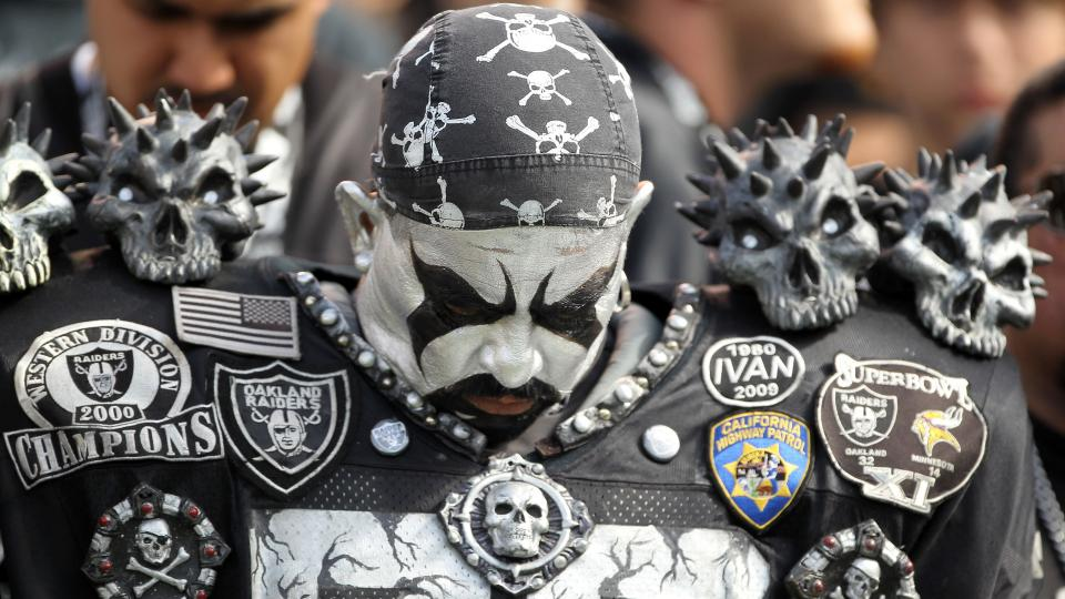 Poll of NFL players finds Raiders least-desirable team to play for