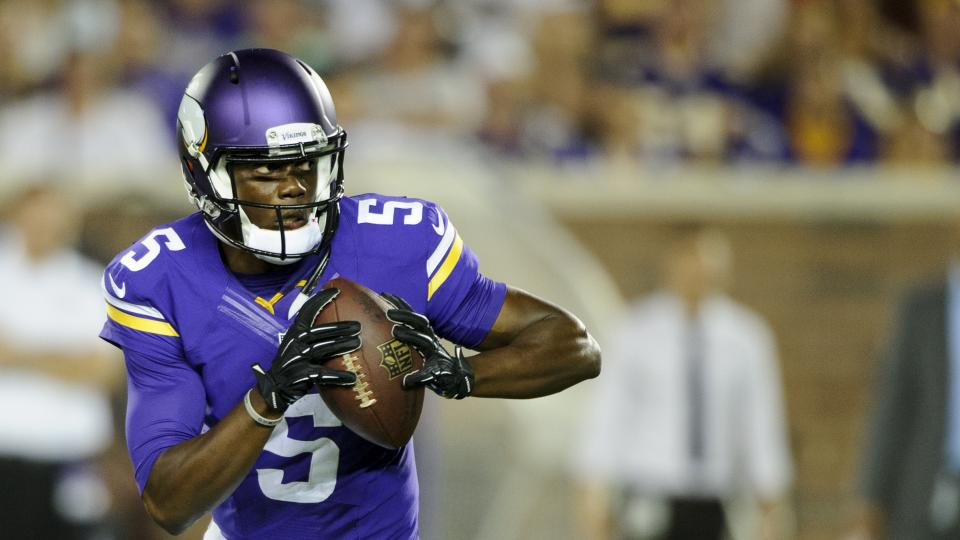 Vikings' Teddy Bridgewater: Backup role a 'perfect situation'