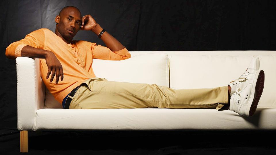Kobe Bryant on growing old, players he respects and finding his inner Zen