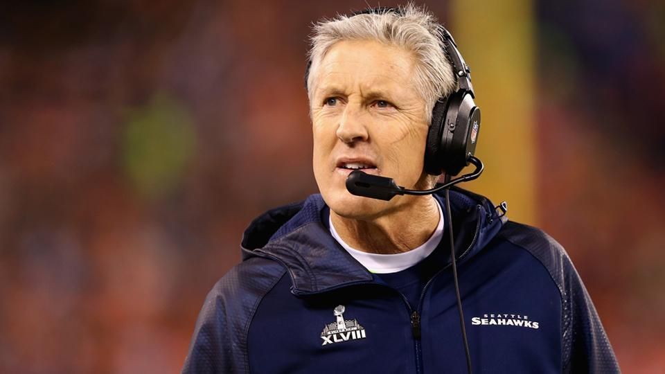 Report: Seahawks, Pete Carroll fined for violating non-contact rules