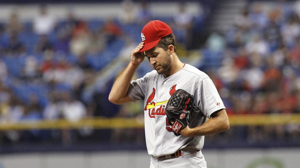 Report: Cardinals RHP Michael Wacha to begin rehab assignment Sunday