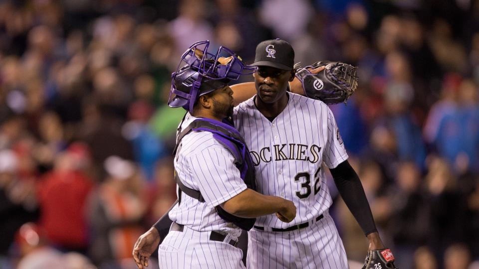 Rockies put Boone Logan and Wilin Rosario on 15-day DL
