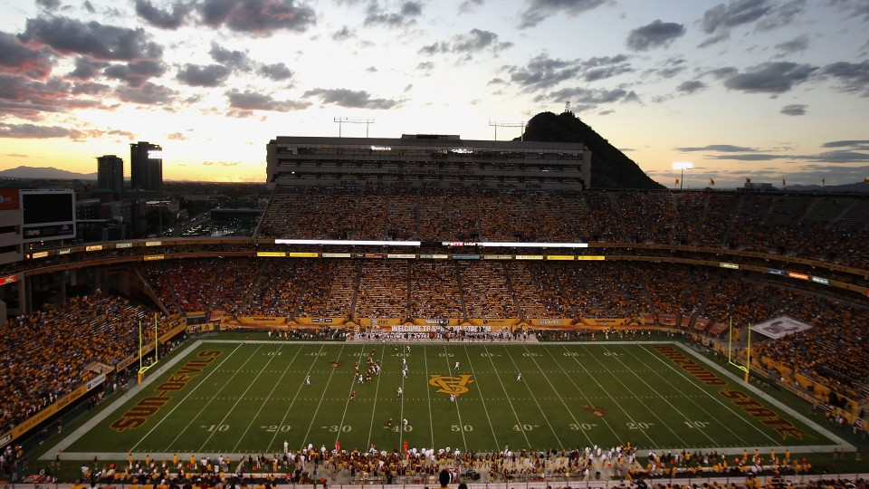 Weber State vs. Arizona State: Game time, live stream, TV coverage