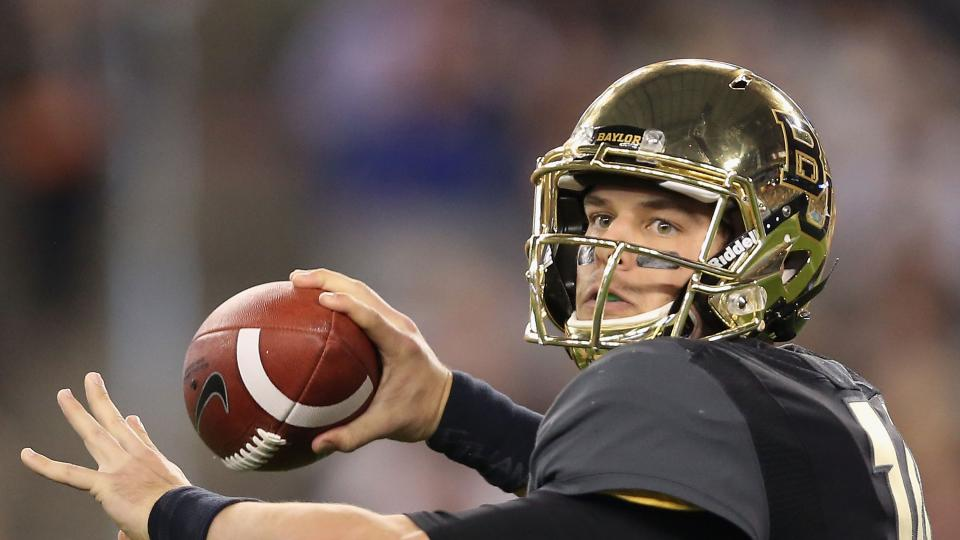 Bryce Petty looks to contend for the Heisman and lead Baylor to the college football playoff.
