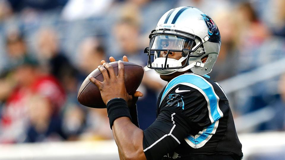 Panthers quarterback Cam Newton: 'No doubt' I'll play in season opener